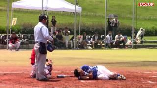 サンスポ野球大会決勝