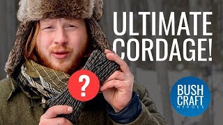 This is the BEST paracord YOU WONT USE! - Ultimate Survival Cordage (giveaway closed)