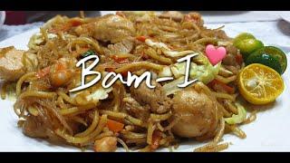 Tasty Bam-i (Pancit Bisaya) Recipe