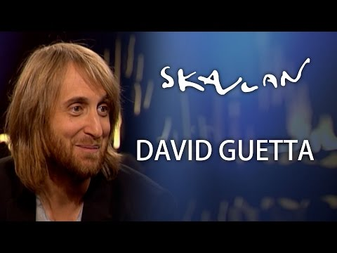 "David Guetta Interview | ""I think he is the rockstar"" 