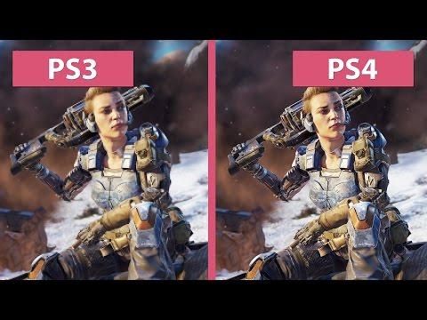 Perbedaan Call of Duty: Black Ops 3 – PS3 vs. PS4