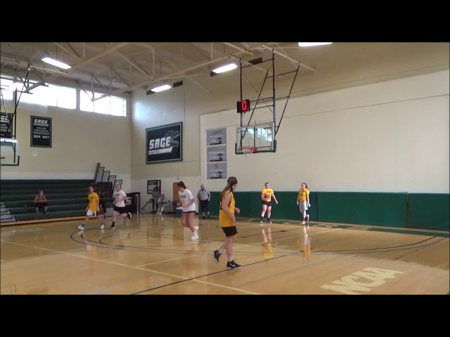Game Highlights Summer Collegiate League: White vs Gold