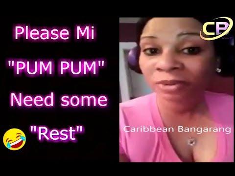 Please mi pum pum need some rest 😂😂😂 (Must watch)