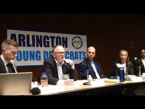 Making Arlington a Safe Place for Immigrants (4/19/17)