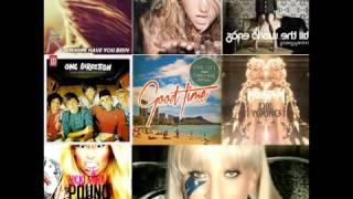 Die Young Mega Mashup 8 songs!!! K$, 1D, Britney, Rihanna, Nicki Minaj, Gaga, Owl C CRJ