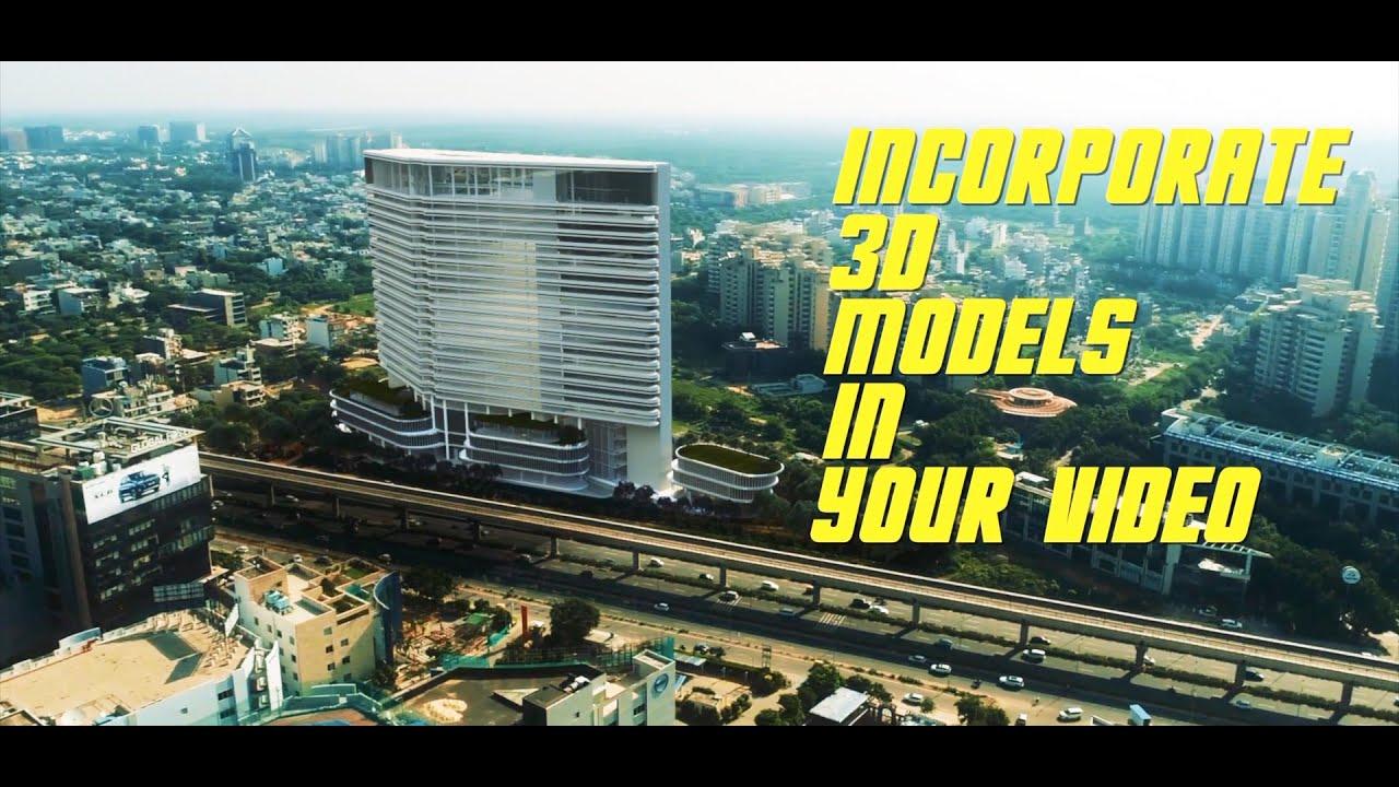 Drone Shoot- Godrej Properties Commercial