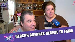 Baixar Família de Gerson Breener abre as portas de sua casa para o TV Fama