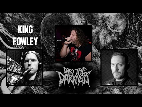 1 Hour 53 Minutes with King Fowley of DECEASED INTO THE DARKNESS Interview Series