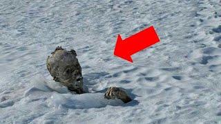 5 dziwnych rzeczy znalezionych w lodzie
