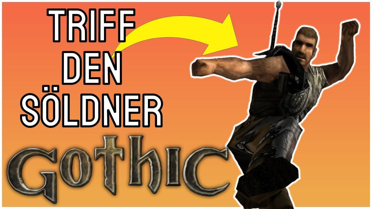 Download Triff den Söldner - Gothic 2 [TTS]