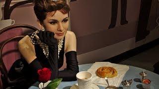 Louis Armstrong Audrey Hepburn La Vie en rose HD