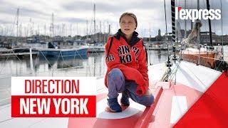 Greta Thunberg : sa traversée de l'Atlantique en voilier