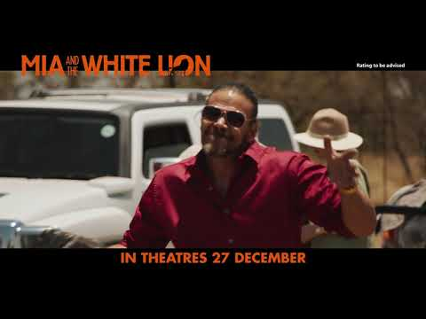 Mia And The White Lion Official Trailer