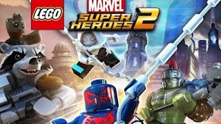 Lego Marvel Super Heroes 2 #7 [FINALE] Battaglia contro Kang