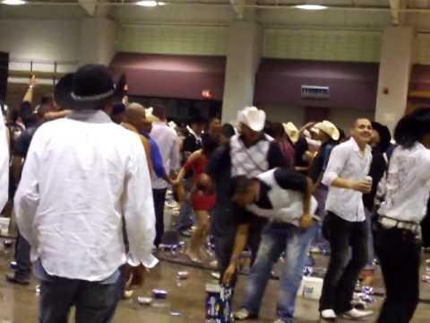 Baile de Los Inquietos en Liberal Ks 05-08-10