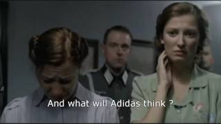 Hitler finds out Ireland have beaten New Zealand