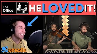 Singing TV Show Themes on Omegle