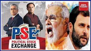 Modi Vs Rahul: Who Does India Want As PM In 2019? | Political Stock Exchange