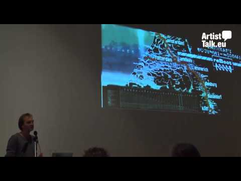 ArtistTalk.eu: Eric Kluitenberg (NL)
