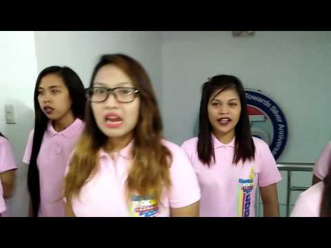 ICCT HYMN by Rhythm And Voices Chorale of ICCT