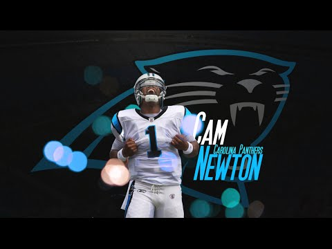 Carolina Panthers Cam Newton Highlights