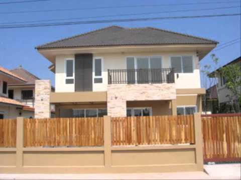การสร้างบ้านแบบประหยัด การต่อเติมบ้านไม้สองชั้น