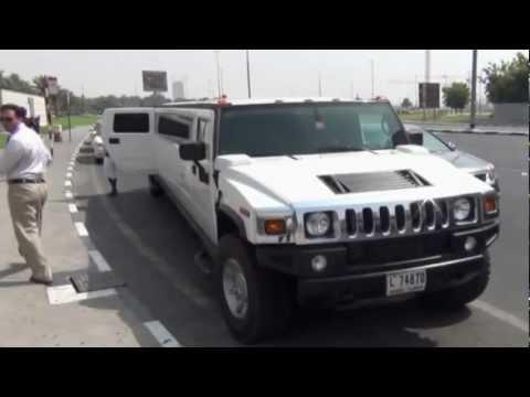 Dubai Limo Yatch trip