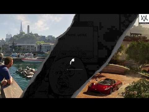 RUNNING TO THE LIMIT!   WITH A FRIEND   WATCH DOGS 2 ONLINE