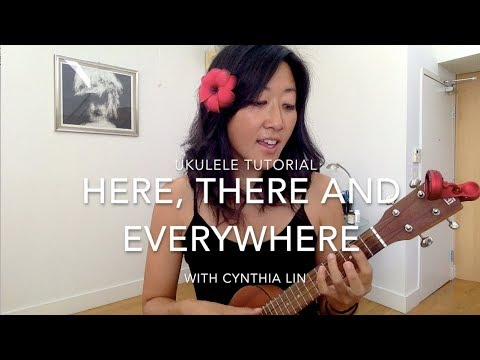 Here There and Everywhere - Beatles // Ukulele Tutorial