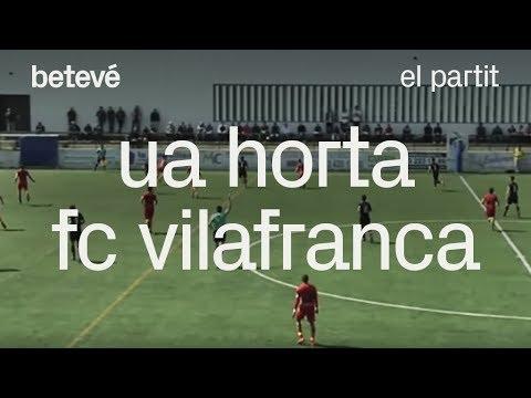 UA Horta - FC Vilafranca: el partit | betevé (Tercera Divisió)