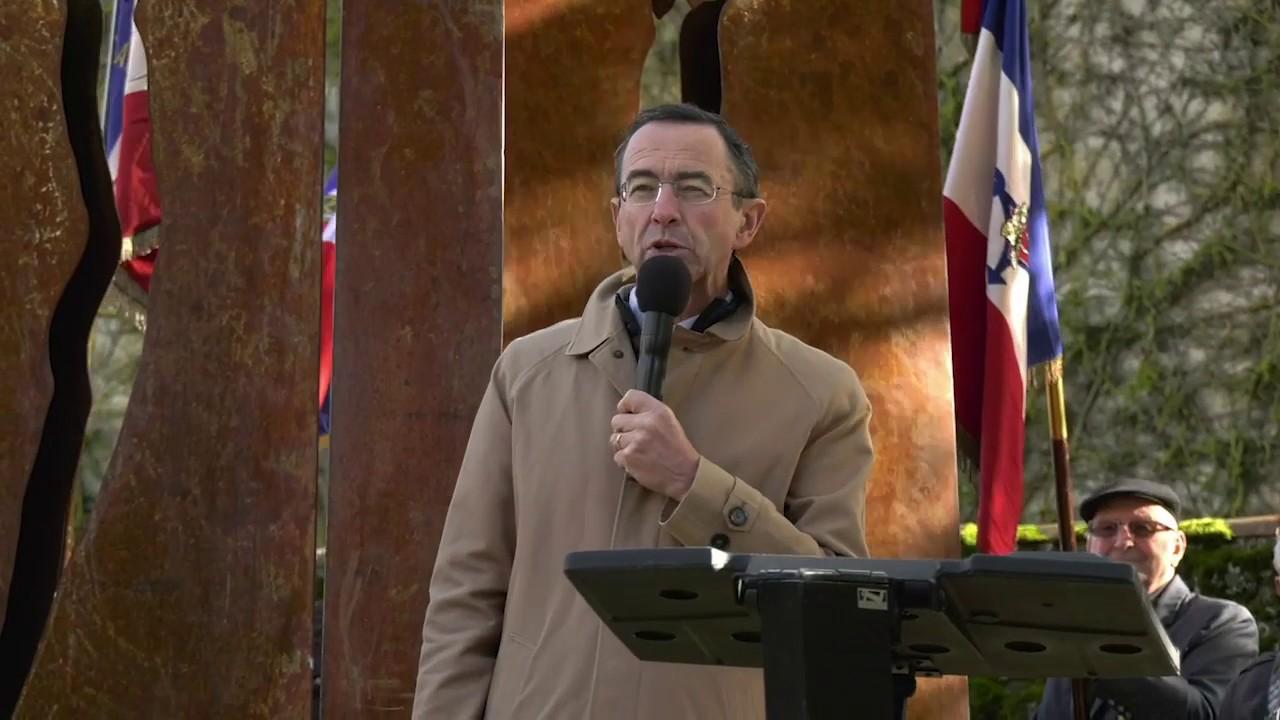 Inauguration De La Stèle De La Mémoire - Centenaire De L'armistice