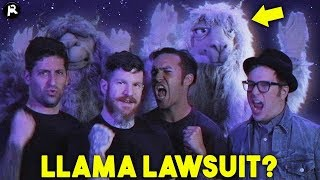 Fall Out Boy Sued For Expensive Mistake In Llama Lawsuit