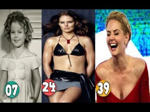 Jennifer Morrison ♕ Transformation From A Child To 39 Years OLD