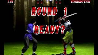 Tekken 2 (PlayStation) Arcade Mode as Lei thumbnail