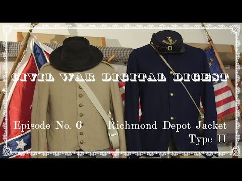 Richmond Depot Jacket: Type 2 - Vol. I, Episode 6