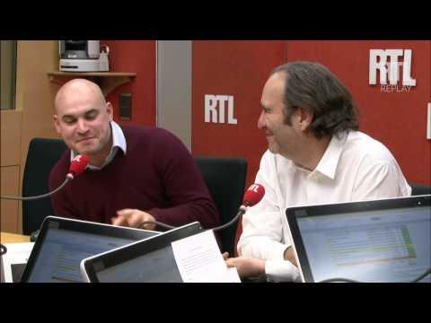 Xavier Niel est l'invité de RTL soir - RTL - RTL