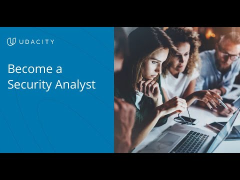 Introducing Udacity's Security Analyst Nanodegree Program!