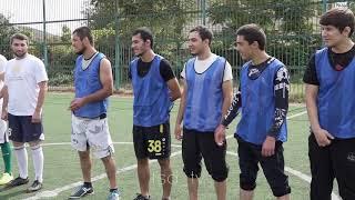 Мини футбол спорт матч