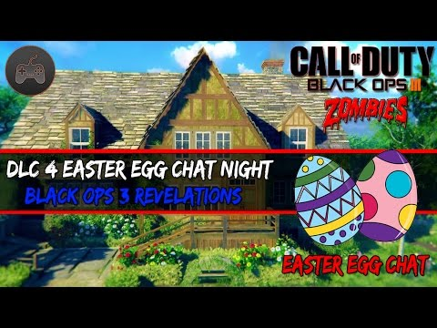 FINISHING ALL GATEWORMS! REVELATIONS EASTER EGG THEORY CHAT NIGHT! (Black Ops 3 Zombies)