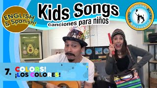 Bilingual Music For Kids with Alina Celeste and Mi Amigo Hamlet - Spanish and English