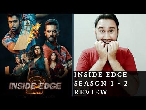 Inside Edge Season 1 - 2 Review | Faheem Taj