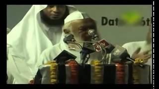 Imam e Ka'ba Praising Ulama e Deoband
