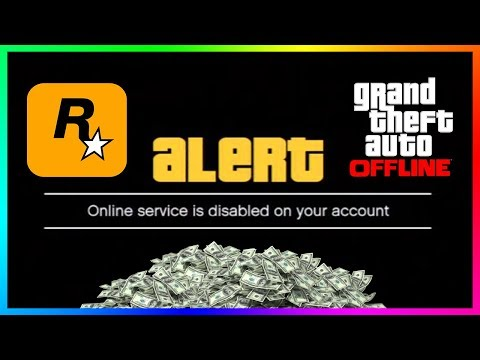 GTA 5 Online Is Going OFFLINE....What Is Rockstar Doing? Ban Wave, Money Glitches & MORE!