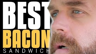 Peameal Bacon Sandwich s02ep01 - Epic Meal Time
