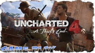 Uncharted 4: A Thief's End - Infernal Place // The Escape - Gameplay II