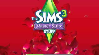 The Sims 3 Master Suite Stuff Pack loading screen