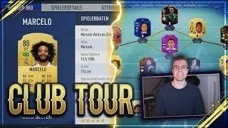 FIFA 19: Mein Verein! 10+ Teams ft. MARCELO als STÜRMER! 😵😆