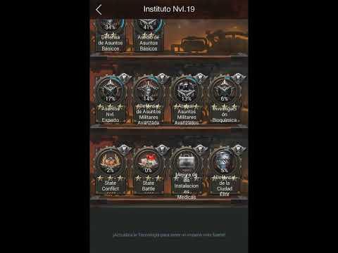 Como Tener Mucha Mas Tecnologia | Last Empire War Z State #221 GamePlay
