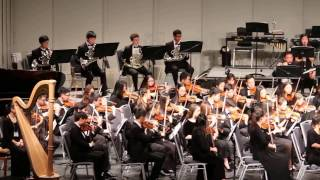 coda 2017 all state high symphony orchestra roman carnival overture op9 by hector berlioz