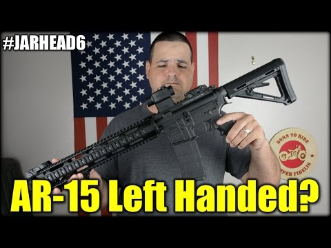 Do you Need a Left Handed AR-15 Rifle?